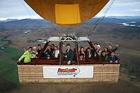 20150725 July 25 Hot Air Balloon Gold Coast