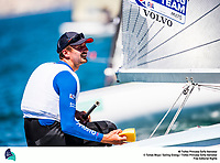From the 30th of March to the 7th of April the bay of Palma in Mallorca (Spain) hosts the 49th Trofeo Princesa Sofia Iberostar, one of the most important Olympic sailing regatta in the world. Around 1,200 sailors from 64 nations take part in the event this year, in the largest edition in history. Image free of rights for editorial use. © Tomás Moyá / Trofeo Princesa Sofía Iberostar