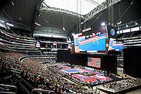 2015 Nastia Liukin Cup/AT&T American Cup