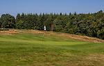 GROESBEEK  - hole Oost 6.  ,  Golf op Rijk van Nijmegen.   COPYRIGHT KOEN SUYK