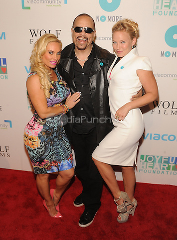 New York,NY-May 29: Coco,Ice-T and Kelli Giddish Attends Mariska Hargitayís Joyful Heart Foundation 10th anniversary  in New York City on May 29, 2014. Credit: John Palmer/MediaPunch