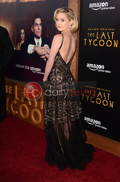 "Greer Grammer<br /> at ""The Last Tycoon"" Red Carpet Premiere Screening, Harmony Gold Theater, Los Angeles, CA 07-27-17<br /> David Edwards/DailyCeleb.com 818-249-4998"
