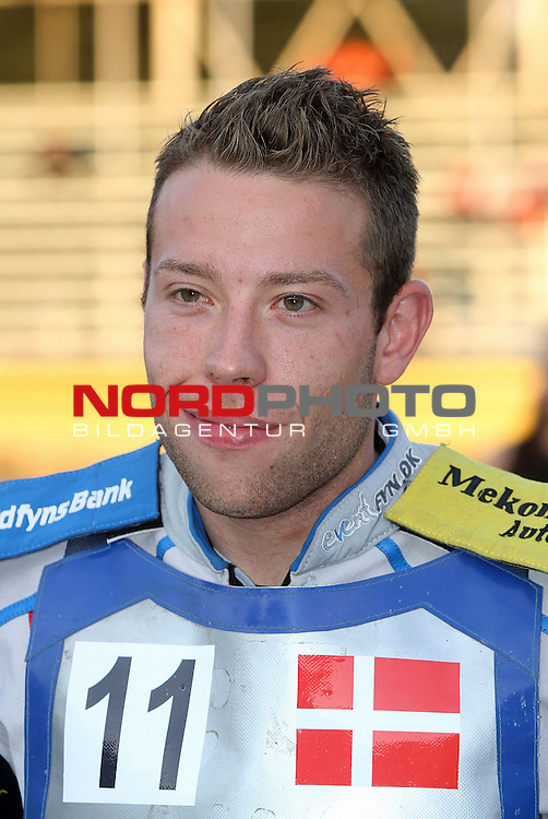 21.06.2014., Donji Kraljevec, Croatia - FIM Speedway Grand Prix Qualifications Race Off.<br /> im Bild peter kildemand<br /> Photo: Vjeran Zganec Rogulja/PIXSELL