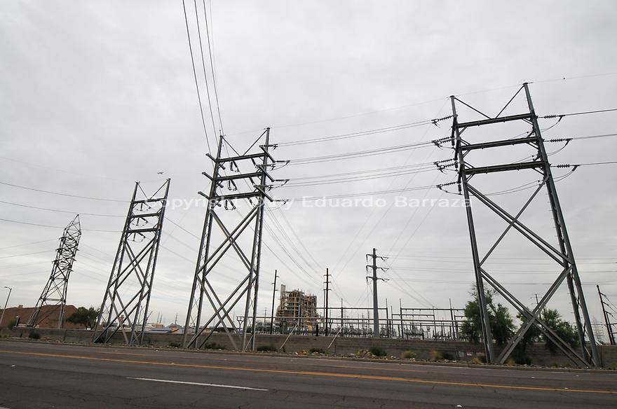 APS Ocotillo Power Plant in Tempe, Arizona