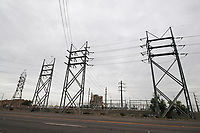 APS Ocotillo Power Plant in Tempe, Arizona