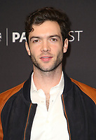 "24 March 2019 - Hollywood, California - Ethan Peck. 2019 PaleyFest LA - ""Star Trek: Discovery"" held at Dolby Theater. <br /> CAP/ADM/FS<br /> ©FS/ADM/Capital Pictures"