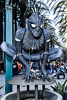 Wondercon in Anaheim Ca. March 31, 2019 <br /> WonderCon Returns to the Anaheim Convention Center March 29,30 and 31st. Conceived by retailer John Barrett in Oakland Ca. in 2003. Various retailers selling back issues of comic books and action figures, DVDs and Artist Alley with some of the most famous comic artist in the industry. Topping off the event is hundreds of super fans in full costume representation as their favorite Anime Characters