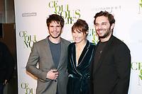 FRANCOIS CIVIL, ANA GIRARDOT & PIO MARMAI - Avant-premiere du film CE QUI NOUS LIE au UGC Champs-Elysees