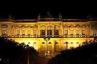 Palácio da Justiça inaugurado em 1900, funcionou como tribunal de justiça até 2006, atualmente funciona como centro cultural, no centro da capital. Manaus/2011. Foto: Ana Mokarzel