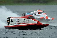 Jim Robb (#47) and Mark Major (#17)     (Formula 1/F1/Champ class)