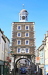 Historic Clock Gate Tower, Youghal, County Cork, Ireland, Irish Republic