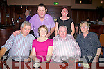 Partying the night away at The Ring of Kerry Hotel for CUH were front l-r; Ger Sheehan, Sheila Sheehan, Tim Corcoran, Mary Corcoran, back l-r; Dan Joe & Eileen O'Sullivan.