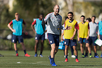 USMNT Training, January 8, 2019