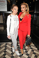 Anastasia Kingsnorth and Tallia Storm at the &quot;Game of Thrones&quot; season one special screening to mark its release in 4K Ultra HD, Picturehouse Central, Corner of Shaftesbury Avenue and Great Windmill Street, London, England, UK, on Wednesday 06 June 2018.<br /> CAP/CAN<br /> &copy;CAN/Capital Pictures