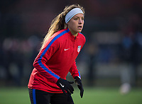 Vancouver, Canada - November 4, 2017: The USWNT trains in preparation for their friendly against Canada in Vancouver.