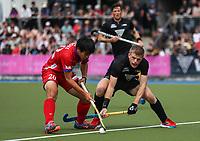 Sam Lane. International Hockey, Blacksticks Men v Japan, TET Multisport Centre, Stratford, New Zealand. Saturday 12 October 2019. Photo: Simon Watts/www.bwmedia.co.nz/HockeyNZ