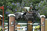 Campeonato Nacional de Equitacion Club de Polo vs Equitacion San Cristobal.