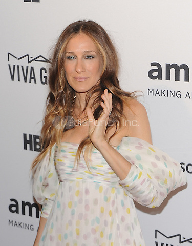 New York,NY- June 10: Sarah Jessica Parker attends the amfAR Inspiration Gala at The Plaza Hotel In New York City on June 10, 2014 . Credit: John Palmer/MediaPunch
