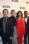 Augustus Prew & AOdette Annable & Reshma Shetty & Aaron Jennings -  Pure Genius,  - CBS Upfront 2016 - Oak Room, New York City, New York.  (Photo by Sue Coflin/Max Photos)