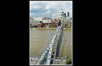Millennium Bridge (Built 1998) London