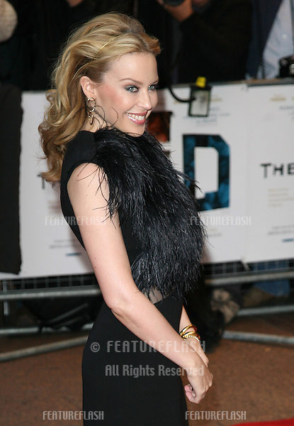 Kylie Minogue attends 'The Kid' UK premiere at the Odeon West End, Leicester Square, London. 15/09/2010  Picture by: Alexandra Glen / Featureflash
