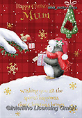 John, CHRISTMAS ANIMALS, WEIHNACHTEN TIERE, NAVIDAD ANIMALES, paintings+++++,GBHSSXC50-1010A,#XA#