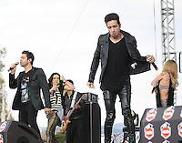 Ari Borovoy, Oscar Schwebel<br /> durante su presentacion en el concierto Exa 2013 en Leon Guanajuato.<br /> (*Foto:TiradorTercero/NortePhoto*) ...<br /> ,OV7