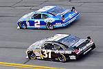 Feb 12, 2009; 2:31:04 PM; Daytona Beach, FL, USA; NASCAR Sprint Cup Series race of the Gatorade Duel at Daytona International Speedway.  Mandatory Credit: (thesportswire.net)