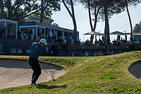 Guido Migliozzi (ITA) in action on the 9th hole during the final round of the 76 Open D'Italia, Olgiata Golf Club, Rome, Rome, Italy. 13/10/19.<br /> Picture Stefano Di Maria / Golffile.ie<br /> <br /> All photo usage must carry mandatory copyright credit (© Golffile | Stefano Di Maria)