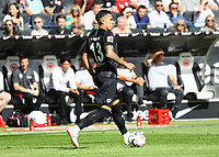 Carlos Salcedo (Eintracht Frankfurt) - 01.09.2018: Eintracht Frankfurt vs. SV Werder Bremen, Commerzbank Arena, 2. Spieltag DISCLAIMER: DFL regulations prohibit any use of photographs as image sequences and/or quasi-video.