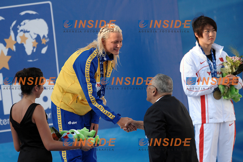 Roma 27th July 2009 - 13th Fina World Championships From 17th to 2nd August 2009.Women's 100m Butterfly.Sarah SJOSTROM (SWE).photo: Roma2009.com/InsideFoto/SeaSee.com .Foto Andrea Staccioli Insidefoto