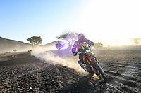 6th January 2020, Al Wajh to Neom, Saudi Arabia;   12 Barreda Bort Joan esp, Honda, Monster Energy Honda Team 2020 Bike, during Stage 2 of the Dakar 2020 between Al Wajh and Neom, 401 km  - Editorial Use