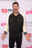 CARSON, CALIFORNIA - JUNE 01: Ryan Seacrest at KIIS FM 2019 iHeartRadio Wango Tango at Dignity Health Sports Park on June 01, 2019 in Carson, California.  <br /> CAP/MPI/SAD<br /> ©SAD/MPI/Capital Pictures
