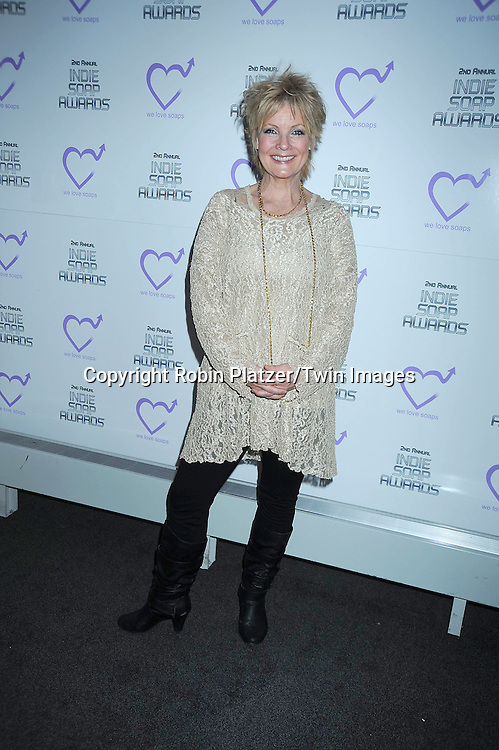 Ellen Dolan attending The 2nd Annual Indie Soap Awards on February 21, 2011 at The Alvin Ailey Studios in  New York City sponsored by We Love Soaps.
