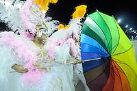 SAO PAULO, SP, 20 DE FEVEREIRO 2012 - CARNAVAL SP - IMPERADOR DO IPIRANGA - Desfile da escola de samba Imperador do Ipiranga na terceira noite do Carnaval 2012 de São Paulo, no Sambódromo do Anhembi, na zona norte da cidade, neste domingo. (FOTO: LEVI BIANCO  - BRAZIL PHOTO PRESS)