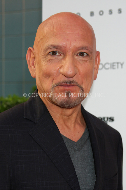 WWW.ACEPIXS.COM . . . . .  ....August 17 2009, New York City....Ben Kingsley arriving at The Cinema Society & Hugo Boss screening of 'Inglourious Basterds' at the SVA Theater on August 17, 2009 in New York City.....Please byline: AJ SOKALNER - ACE PICTURES.... *** ***..Ace Pictures, Inc:  ..tel: (212) 243 8787 or (646) 769 0430..e-mail: info@acepixs.com..web: http://www.acepixs.com