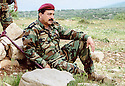 Iraq 2006 <br /> Colonel Serhad Anwar Beg in Kaf Ahmed Agha  <br /> Irak 2006 <br /> Le colonel Serhad Anwar Beg a Kaf Ahmed Agha