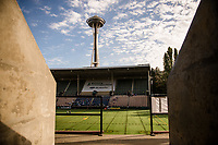 Seattle, WA - Sunday, September 24th, 2017: Memorial Stadium during a regular season National Women's Soccer League (NWSL) match between the Seattle Reign FC and FC Kansas City.