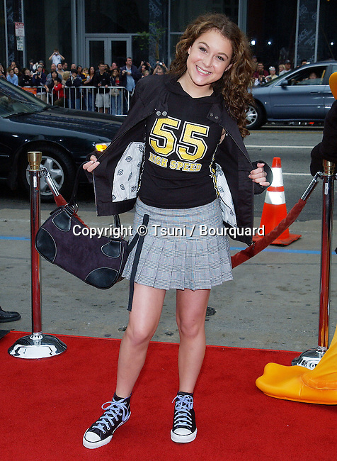 "Alexi Vega (Spy Kids) arriving at the ' Looney Tunes Premiere "" at the Chinese Theatre in Los Angeles. November 9, 2003."
