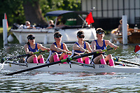 Race: 216 J4+ Quarter-Final - St Andrew BC vs St Paul's Sch (USA)<br /> <br /> Henley Women's Regatta 2017<br /> <br /> To purchase this photo, or to see pricing information for Prints and Downloads, click the blue 'Add to Cart' button at the top-right of the page.