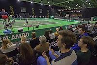 Rotterdam, Netherlands, 11 februari, 2017, ABNAMROWTT, Supermatch semifinal,