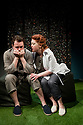 """© Jane Hobson. 03/02/2011. """"A Rude Awakening"""", written by Dr Barry Peters and directed by Olivia Rowe, opens at the New End Theatre, Hampstead. Jonathan Woodward (as Tom Holdsworth) and Genevieve Adam (as Dalina Malinsky). Picture credit should read: Jane Hobson"""