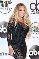 10/9/18 - Los Angeles:  2018 American Music Awards - Press Room