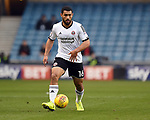 Cameron Carter Vickers of Sheffield United during the championship match at The Den Stadium, Millwall. Picture date 2nd December 2017. Picture credit should read: Robin Parker/Sportimage