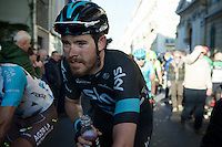 Luke Row (GBR/SKY) post-finish<br /> <br /> 107th Milano-Sanremo 2016