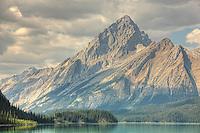 Samson Mountain, Jasper National Park.