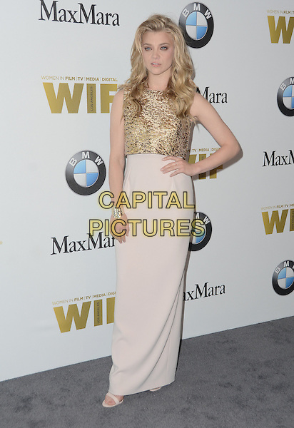 15 June 2016 - Beverly Hills. Natalie Dormer. Arrivals for Women In Film 2016 Crystal + Lucy Awards Presented By Max Mara And BMW held at The Beverly Hilton Hotel. <br /> CAP/ADM/BT<br /> &copy;BT/ADM/Capital Pictures