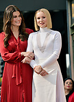 a_Idina Menzel, Kristen Bell -Double Stars 002 ,  Kristen Bell And Idina Menzel  Honored With Stars On The Hollywood Walk Of Fame on November 19, 2019 in Hollywood, California
