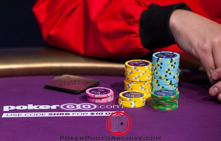 PokerGo branding