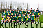 Listowel Rugby club in the Under 16's Tralee versus Listowel in the West Munster League on Saturday